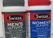 Swisse Womens/Mens 120 tabs Combo Deal Both $70.00