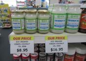 Eco Organic Virgin Coconut Oil